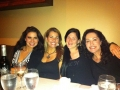 Diner with Aziza from Montreal